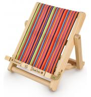 Stojan na knihu, čítačku a tablet Deckchair Bookchair Medium Multicolor